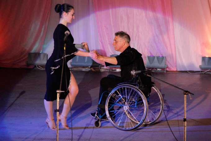 10 травня ц.р. у Каневі пройде фестиваль творчості людей з інвалідністю
