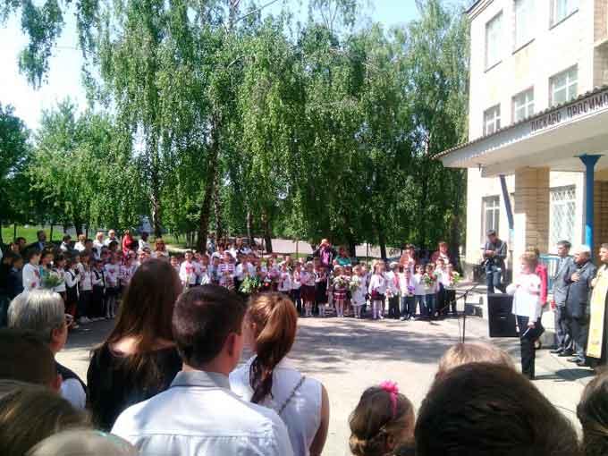 У Тальному відкрито меморіальні дошки загиблим бійцям АТО