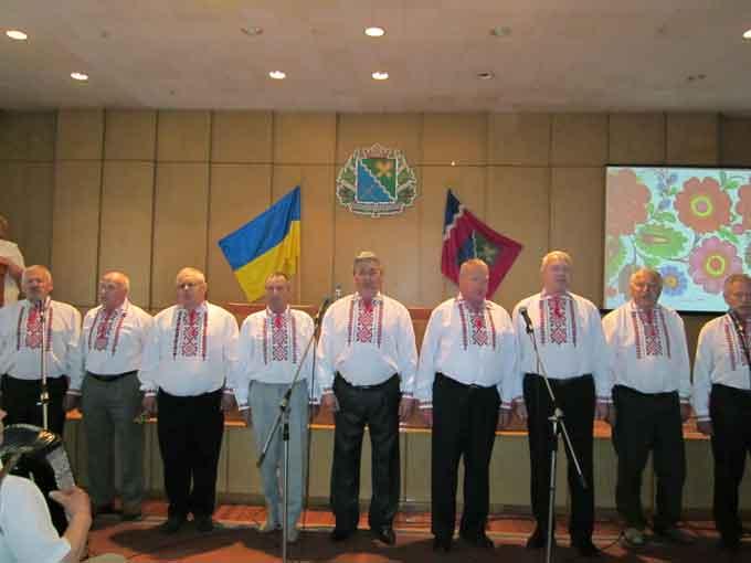 В Чорнобаї відбулась 10-та звітно-виборна конференція районної організації ветеранів України