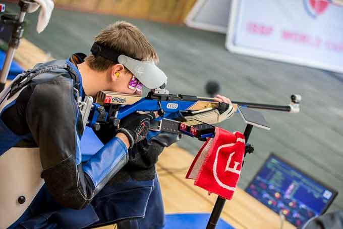 Черкаські стрільці у десятці кращих в Україні