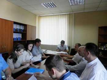 Про стан виробничого травматизму, дорожньо-транспортні пригоди та травматичне газопостачання у Черкаському районі