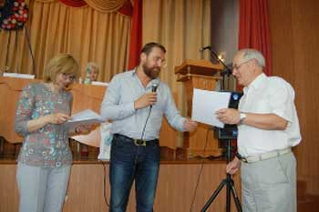 Мала академія наук України організувала в Черкасах Всеукраїнський семінар-практикум