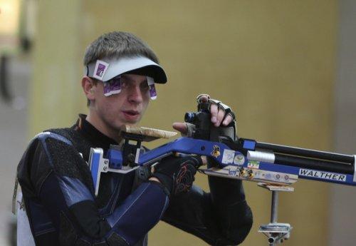 Сергій Куліш виборов срібло на Чемпіонаті Європи зі стрільби з малокаліберної зброї та стендової стрільби