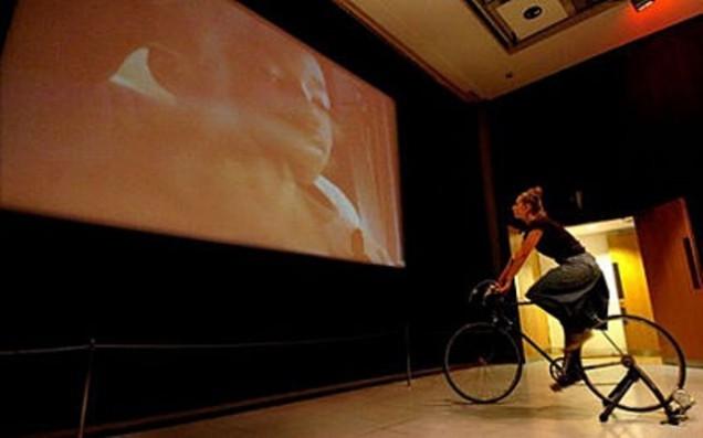 У Черкасах може з'явитися вело-кінотеатр
