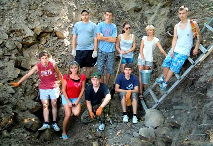 У Чигиринському заповіднику почалися археологічні розкопки