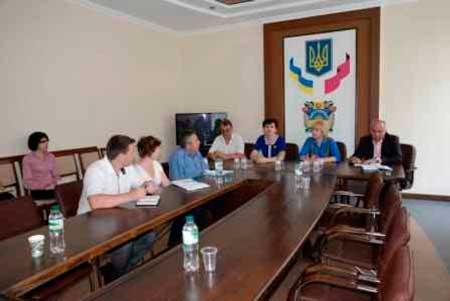 Головний казначей України завітала на Катеринопільщину