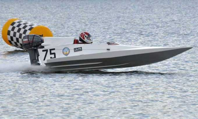 Черкаські водно-моторники показали клас на змаганнях у Естонії
