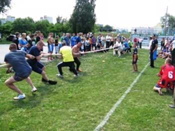 На Чигиринщині визначили найспортивніше село