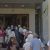 Черкащани повстали проти кредитних махінаторів (відео)