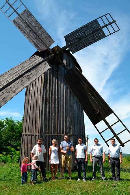 Лісівники Черкащини підтримують розвиток зеленого туризму