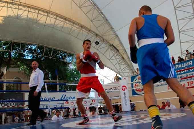 Черкаські боксери успішно виступили на міжнародному Меморіалі пам'яті Трєстіна
