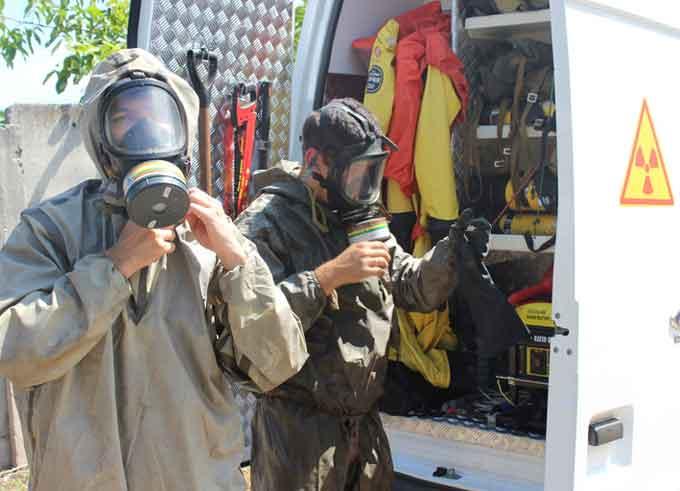 Рятувальники ліквідували 2 випадки розливу ртуті