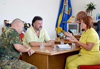 Голова обласної ради закликає громаду допомогти добровольцям