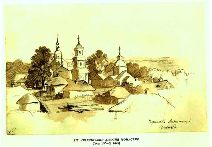 Чигиринці не віддали свої городи «московському» монастирю