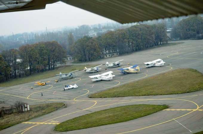 Черкасців запрошують на Фестиваль малої авіації