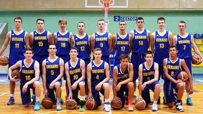 Черкаські баскетболісти завершили виступи на чемпіонаті Європи