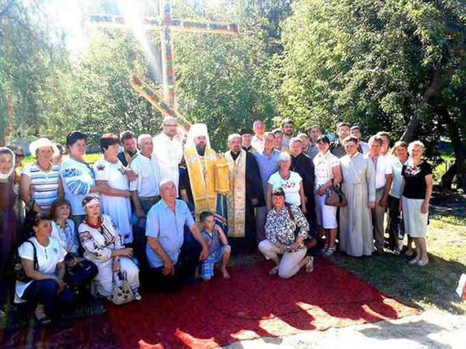 Нардеп від Черкащини став головою парафіяльної ради