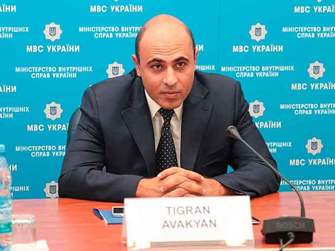 Милиция готова обеспечить безопасность паломникам-хасидам в Украине - Тигран Авакян