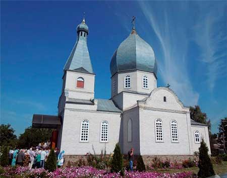 У Геронимівці відзначили храмове свято