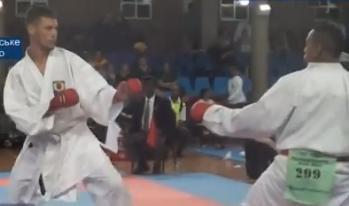 Черкаський каратист – срібний призер чемпіонату світу (відео)