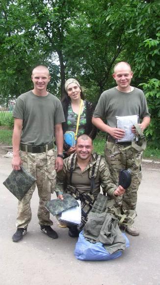 Волонтер зі Шполи: все важче і важче збирати допомогу