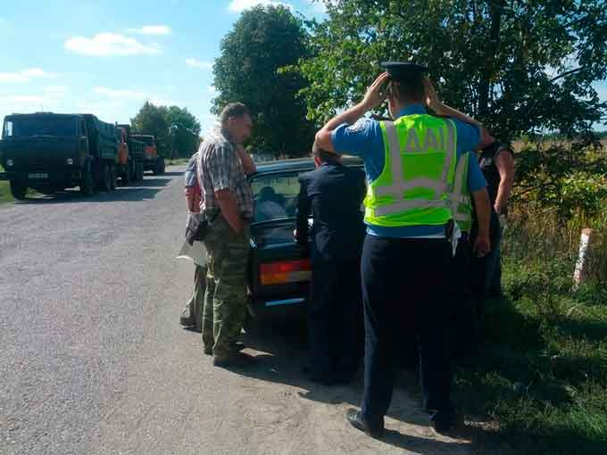 «Автомайдан-Черкаси» затримав злодіїв, а прокуратура їх відпустила