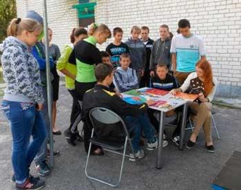 В Каневі провели ярмарку професій для учнівської молоді