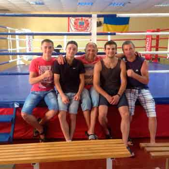 Чемпіонат області з боксу