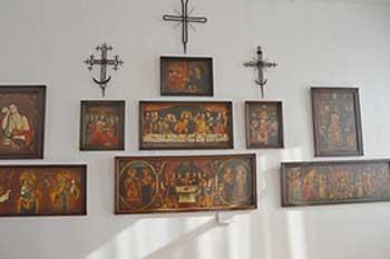 Виставка народної ікони відкрилася у художньому музеї обласної ради