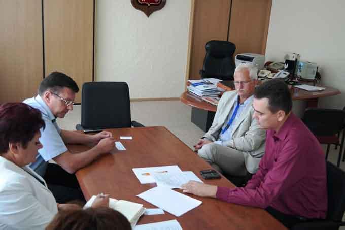 У Черкасах розпочала роботу місія ОБСЄ зі спостереження за виборами