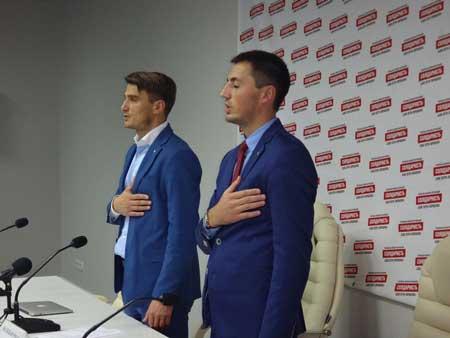 Політичне рейдерство - на Черкащині захопили Блок Петра Порошенка (відео)