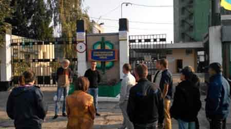 День відкритих дверей відбувся на виробництві – ТОВ «Христинівський комбікормовий завод»