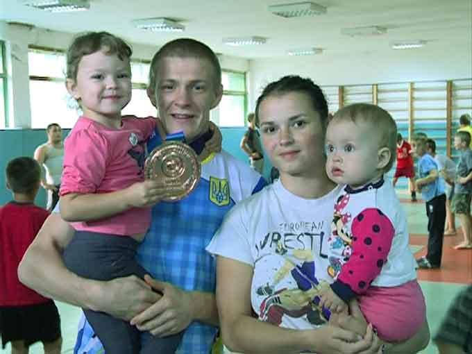 Смілянин Василь Шуптар став призером світових змагань