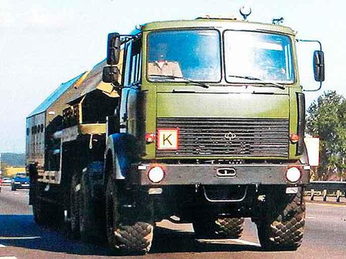 На черкаському автозаводі збиратимуть МАЗи (фото)
