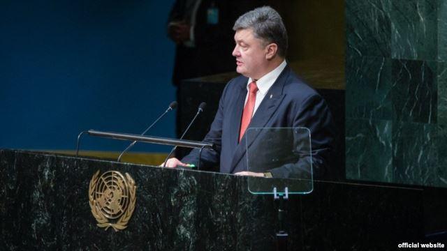 Тысячи людей убиты из-за аннексии Крыма и агрессии России на Донбассе – Порошенко