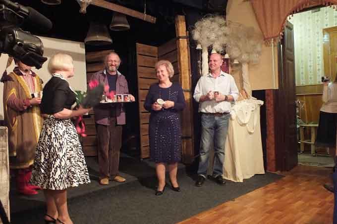 Черкаський ляльковий театр відзначає 50-річчя