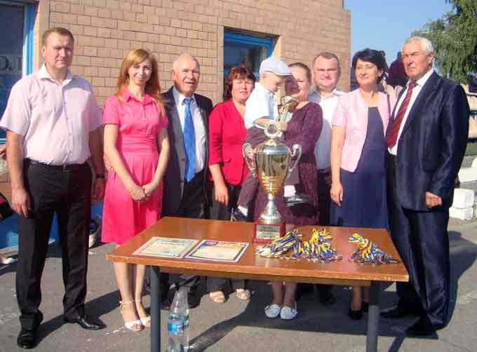 Відбувся турнір з міні-футболу пам'яті Григорія Злидара