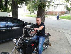 Уманчанин створив електромотоцикл