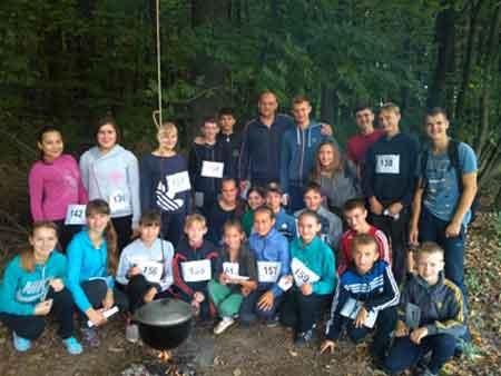 На Христинівщині відбулися відкриті змагання зі спортивного орієнтування «Широка Тасма»