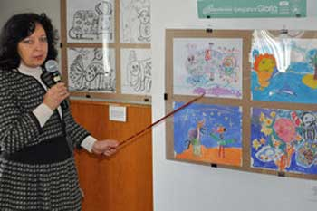 Художній музей обласної ради презентував соціально-мистецький проект до Всесвітнього Дня паліативної та хоспісної допомоги