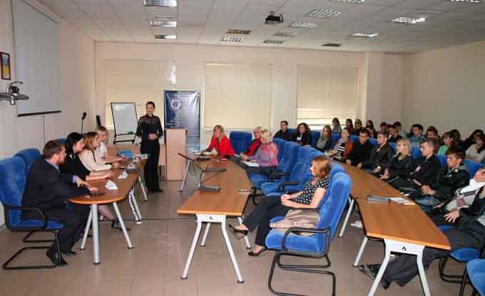 «Reikartz» пропонує черкаським студентам кар'єрні перспективи