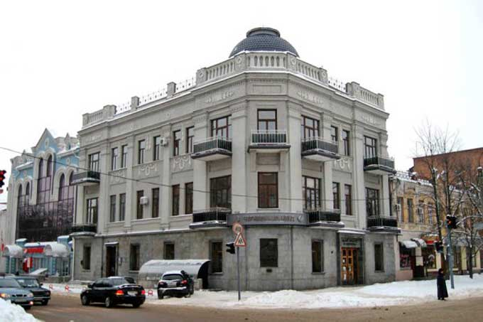 Дом Цыбульских в Черкассах