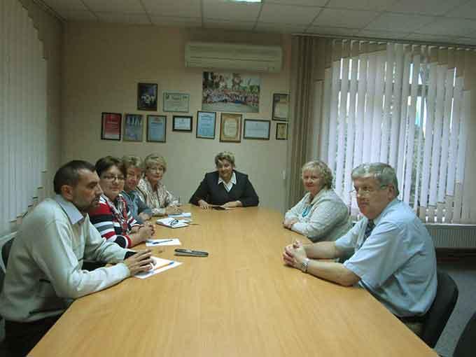 Відбулося засідання ГО «Асоціація керівників шкіл м.Черкаси»