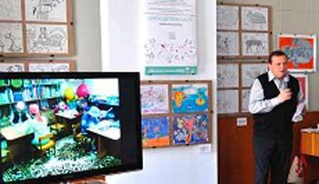 У Черкасах презентували соціально-мистецький проект