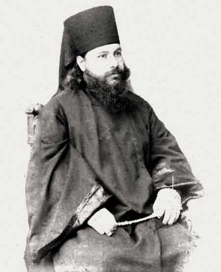Дивний архімандрит Антоній. Нарис з церковної історії Черкаської єпархії