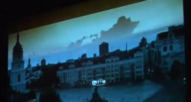 Містяни побачили унікальні кадри повнометражного фільму, знятого на Черкащині (відео)