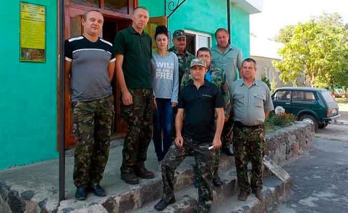 Колектив Лисянського лісництва зберігає та примножує традиції лісового господарства