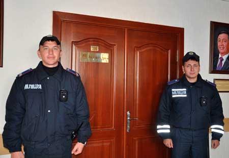 По факту событий в черкасской ТИК открыто уголовное производство, комиссия взята под охрану