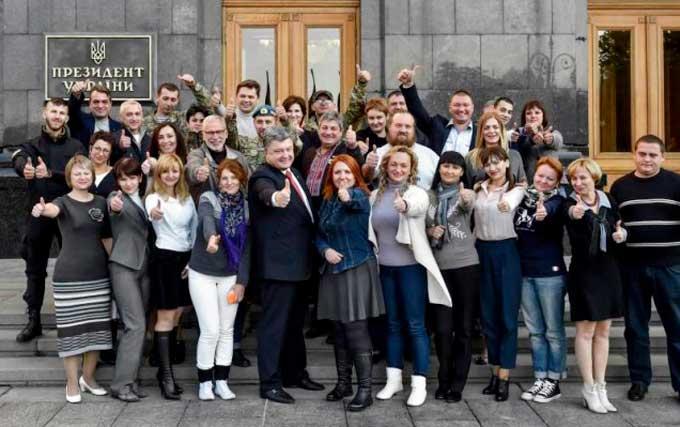 Черкаський «кіборг» клопотав перед Президентом про житло для АТОвців
