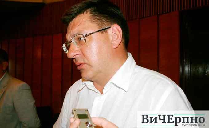 Одарич знаходиться в Генеральній прокуратурі міста Києва